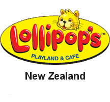 Lollipop's Playland & Cafe - New Zealand
